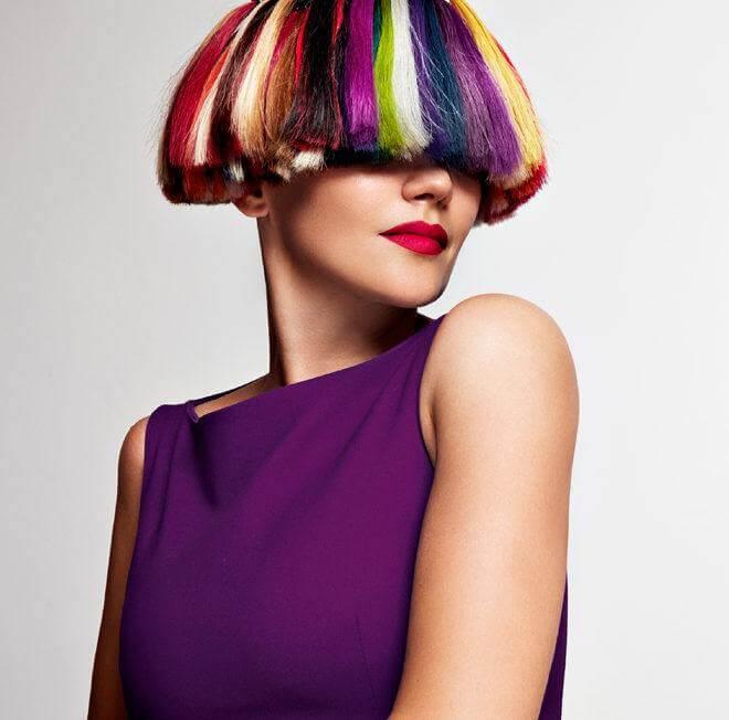 welke haarkleur past bij u